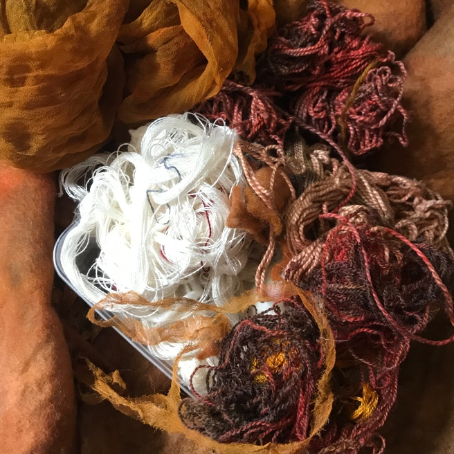 hs rust dyeing